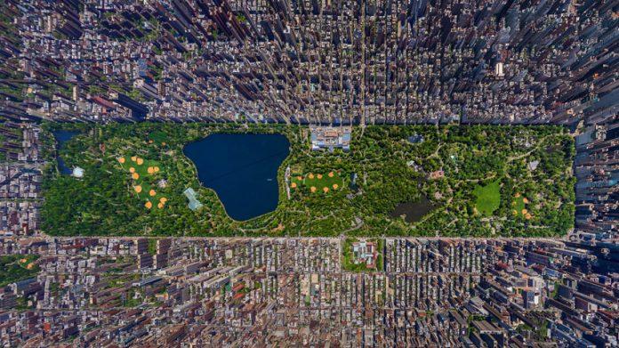 Nowy-Jork-Panorama