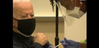 Joe Biden przyjął szczepionkę na koronawirusa