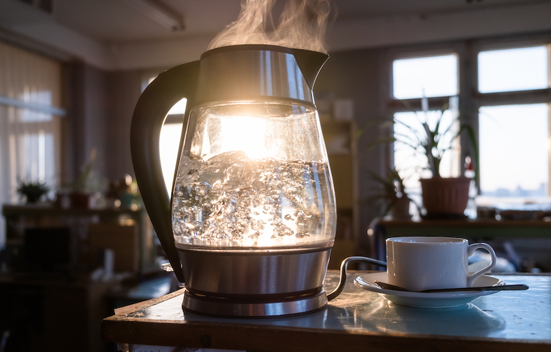 Herbata - czajnik